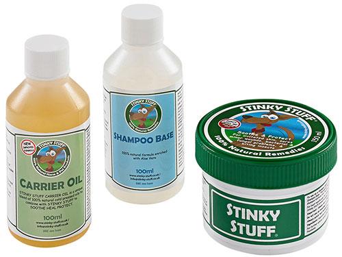 Dog Original Stinky Trial Pack