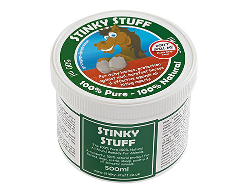 stinky stuff for dogs