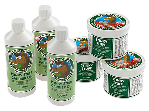 Horse Large Rub & Soothe Pack