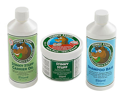 Horse Stinky Stuff Trial Pack